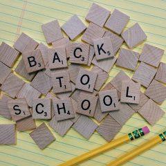 Back to Schoolという表現