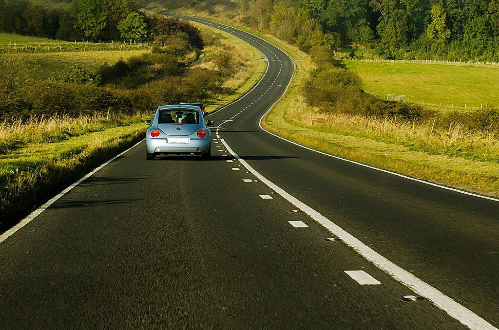 車での旅行