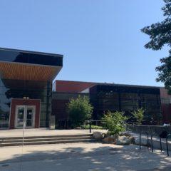 ロードアイランド大学キャンパス風景