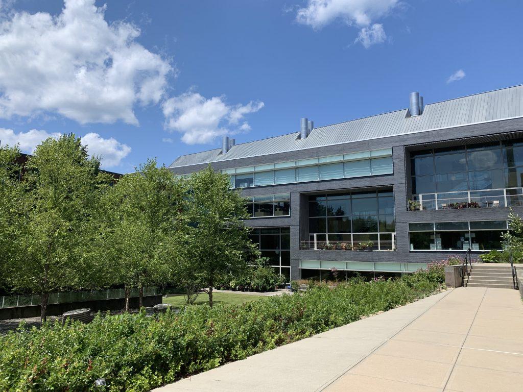 ロードアイランド大学のキャンパス