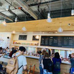 フィルズ・コーヒー店内の様子