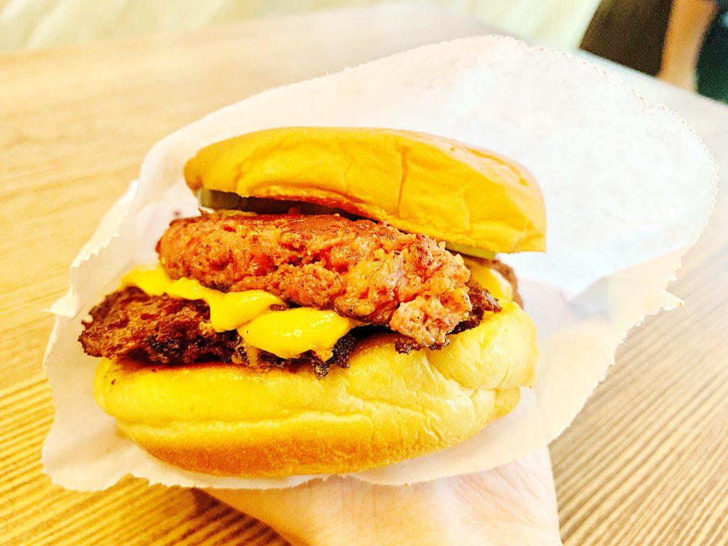 リンクバーガー(Link Burger)