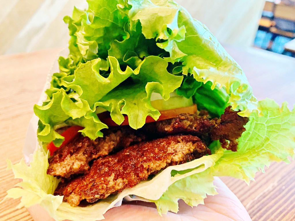プロテインハンバーガー(Protein Hamburger)