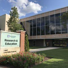 ジョージア州オーガスタのキャンパス