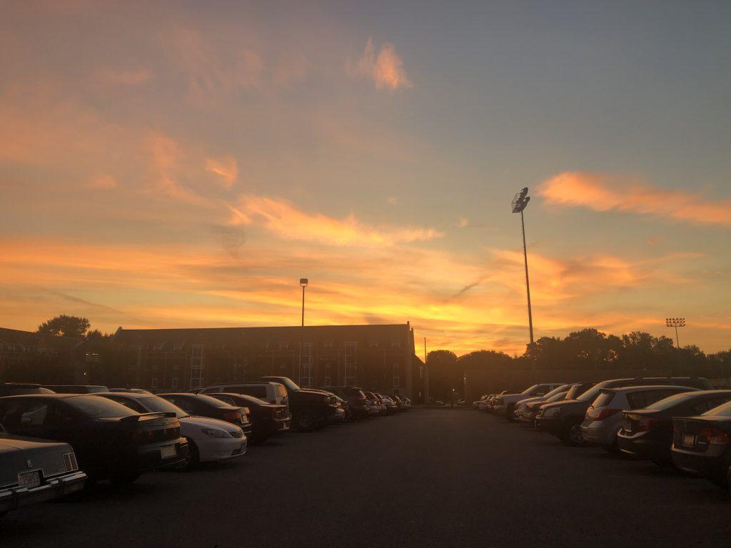 ネブラスカウェスレヤン大学の風景