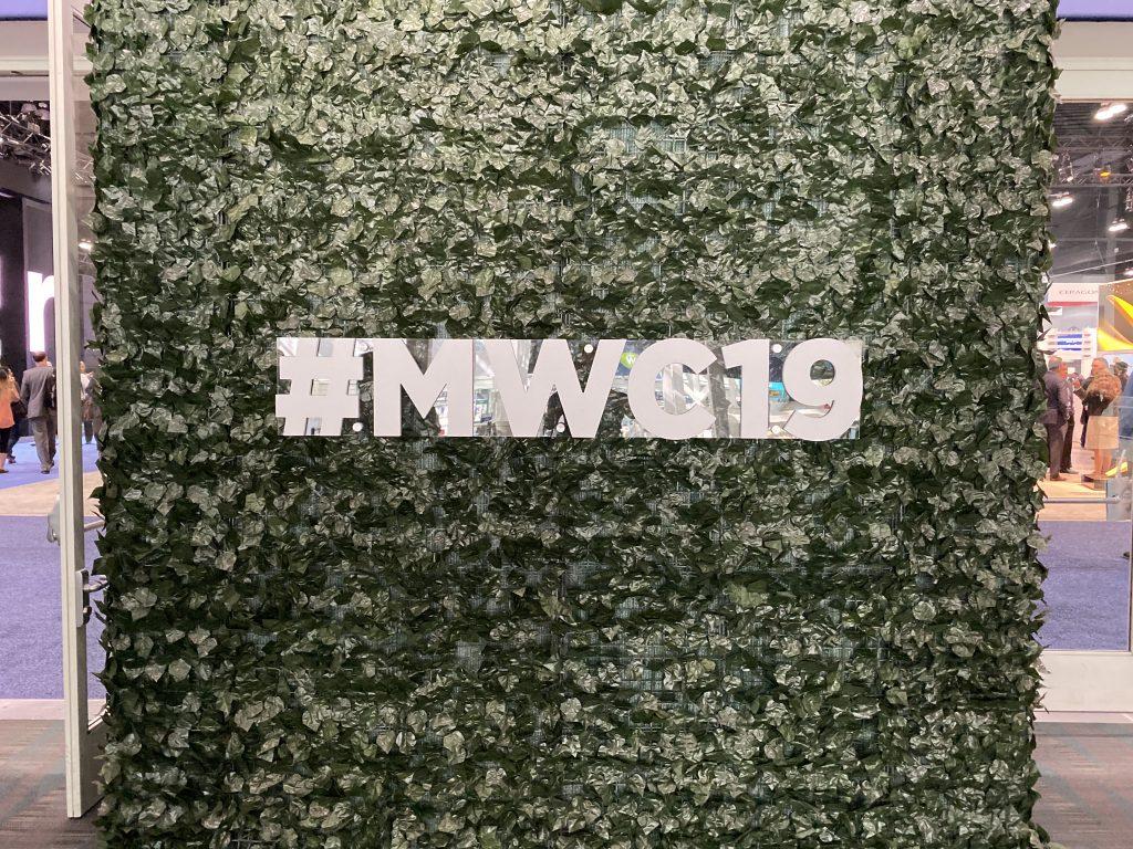 MWC 2019会場内の様子