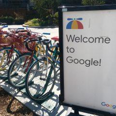 Google本社周辺の様子