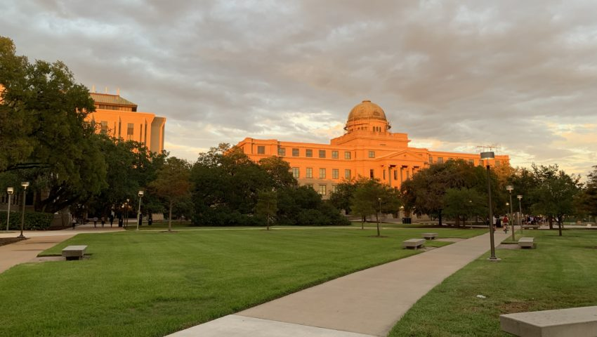 テキサスA&M大学のキャンパス