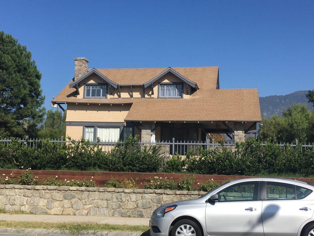 ロサンゼルスの家