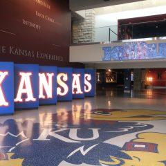 カンザス大学周辺の様子