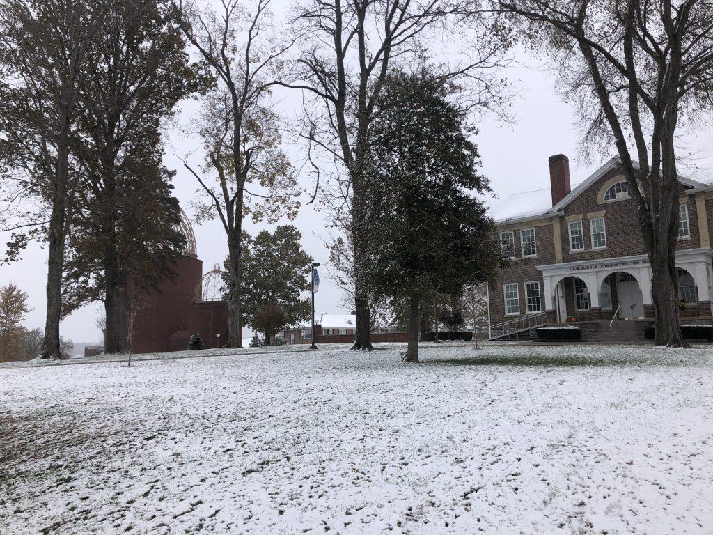 ケンタッキー州のリンジーウィルソン大学(Lindsey Wilson College)