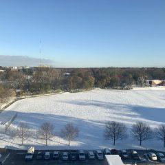 オハイオ州立大学の様子