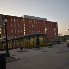 アイオワ大学の様子