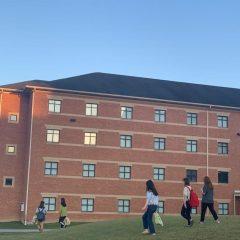 リンジーウィルソン大学の様子
